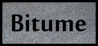 Bitume Prod